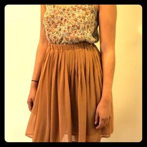 Vintage like summer dress by Blu Pepper